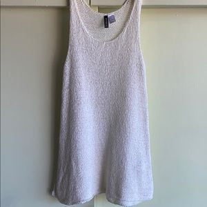 Beach Cover Up Tank Top